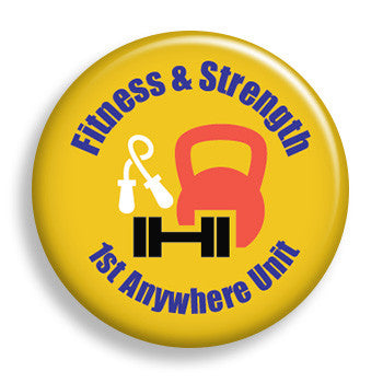 Fitness Interest (pin)