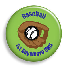 Baseball Interest (pin)
