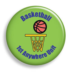 Basketball Interest (pin)
