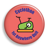 Cyclethon Interest (pin)