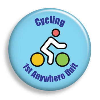 Cycling Interest (pin)