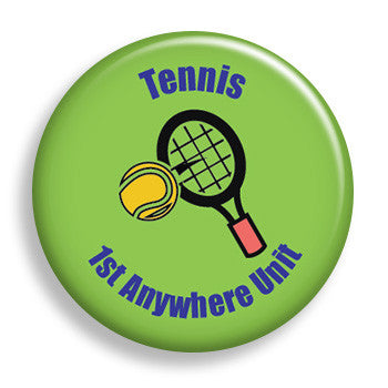 Tennis Interest (pin)