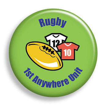 Rugby Interest (pin)