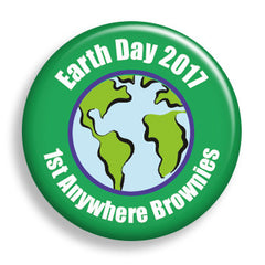 Earth Day (pin)