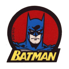 Character Cloth Badges - Batman