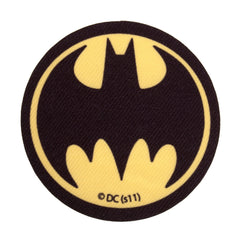 Character Cloth Badges - Batman Logo