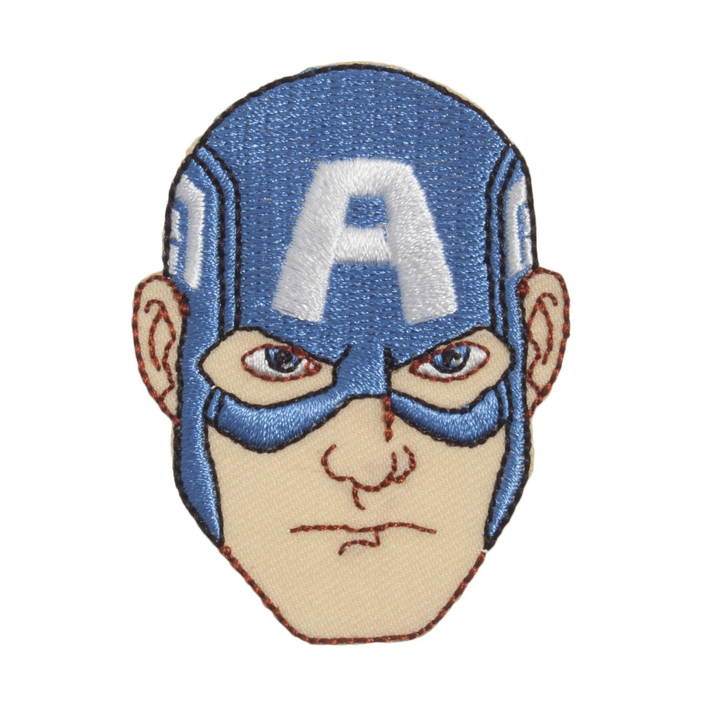 Captain America - Face