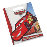 Character Cloth Badges - Cars: Lightning McQueen