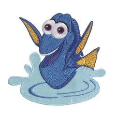 Character Cloth Badges - Finding Dory: Dory