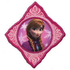 Character Cloth Badges - Frozen: Ana