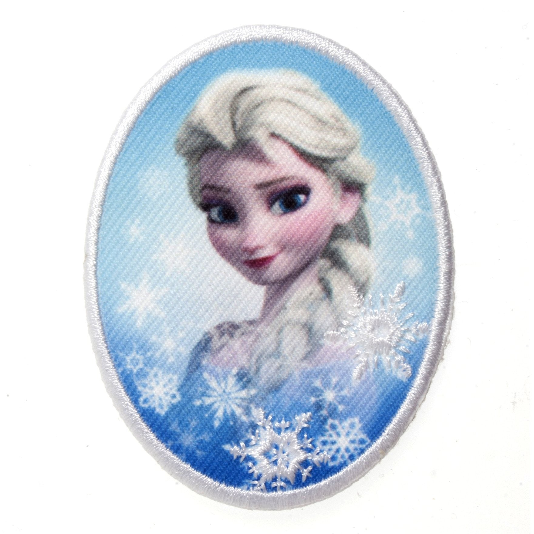 Character Cloth Badges - Frozen: Elsa