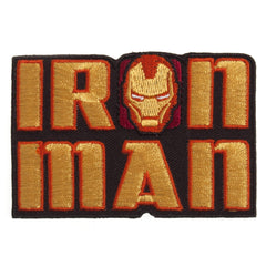 Character Cloth Badges - Ironman
