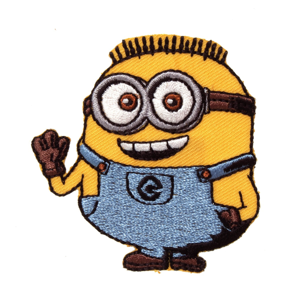 Character Cloth Badges - Minion: Jerry