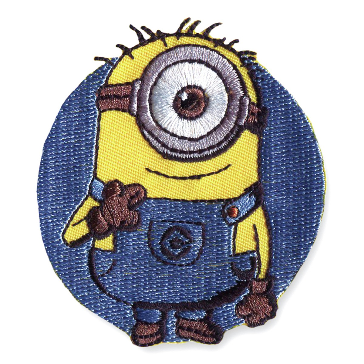 Character Cloth Badges - Minion: Stuart