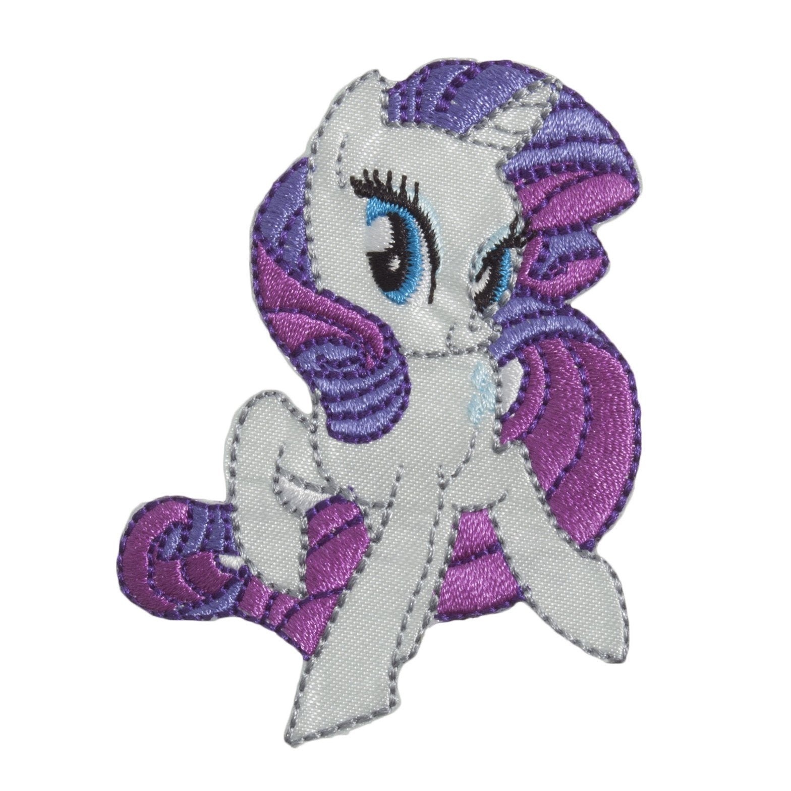Character Cloth Badges - My Little Pony: Rarity