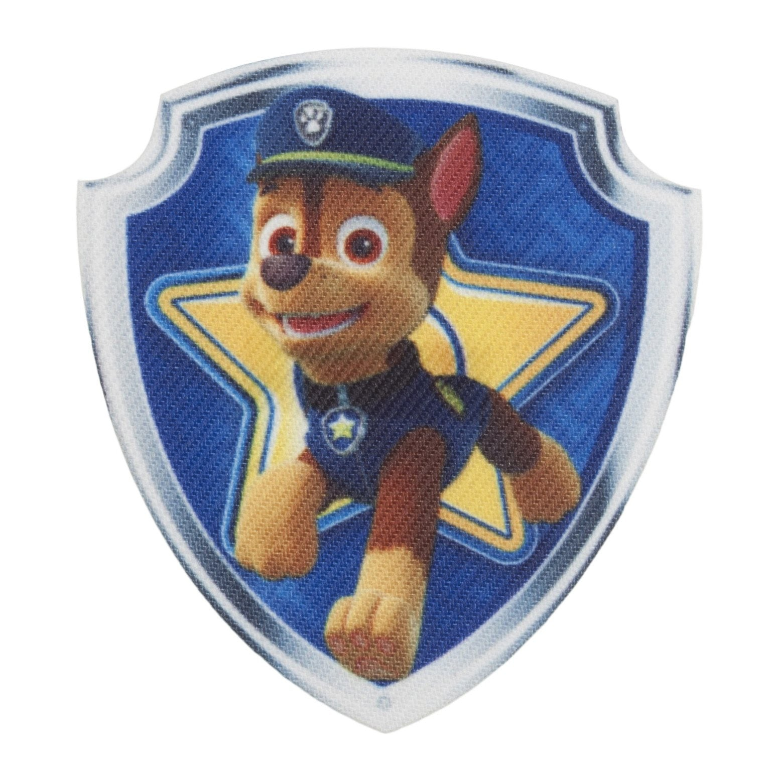 Character Cloth Badges - Paw Patrol: Chase Shield