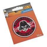 Character Cloth Badges - Star Wars: Darth Vader - Circle