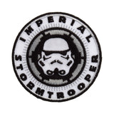 Character Cloth Badges - Star Wars: Stormtrooper