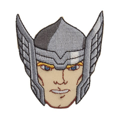 Character Cloth Badges - Thor - Face
