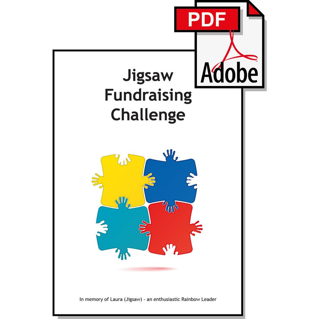 Jigsaw Fundraising Challenge (download)