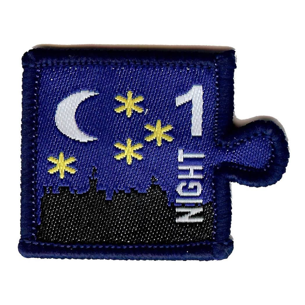 Embroidered - 1 Night Away