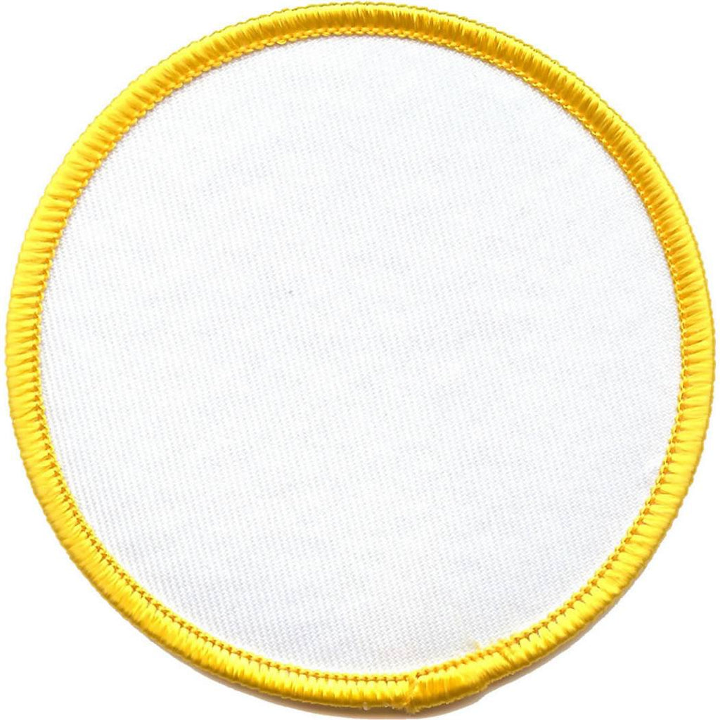 Blank Badge (Yellow)