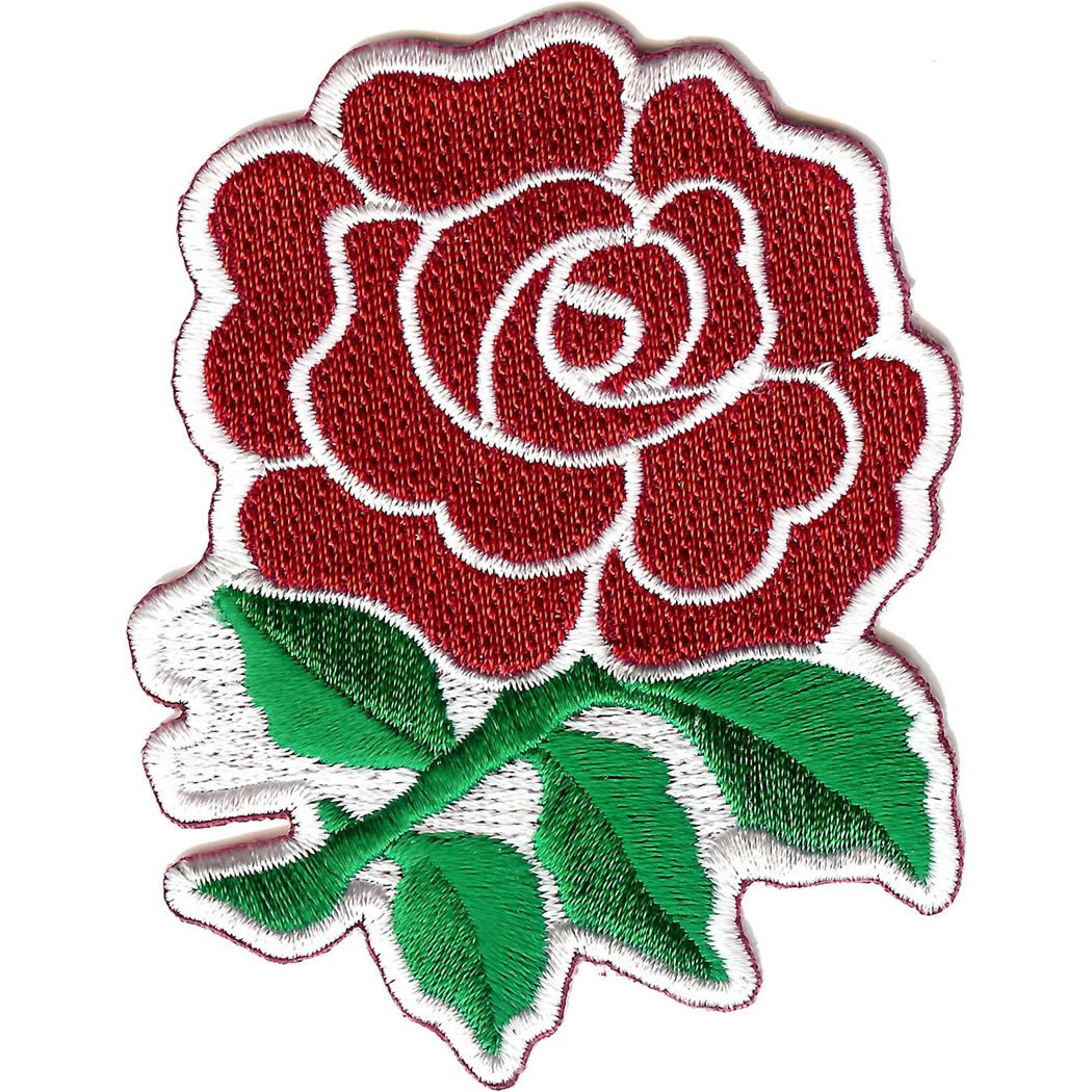 Embroidered - English Rose