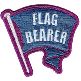 Embroidered - Flag Bearer