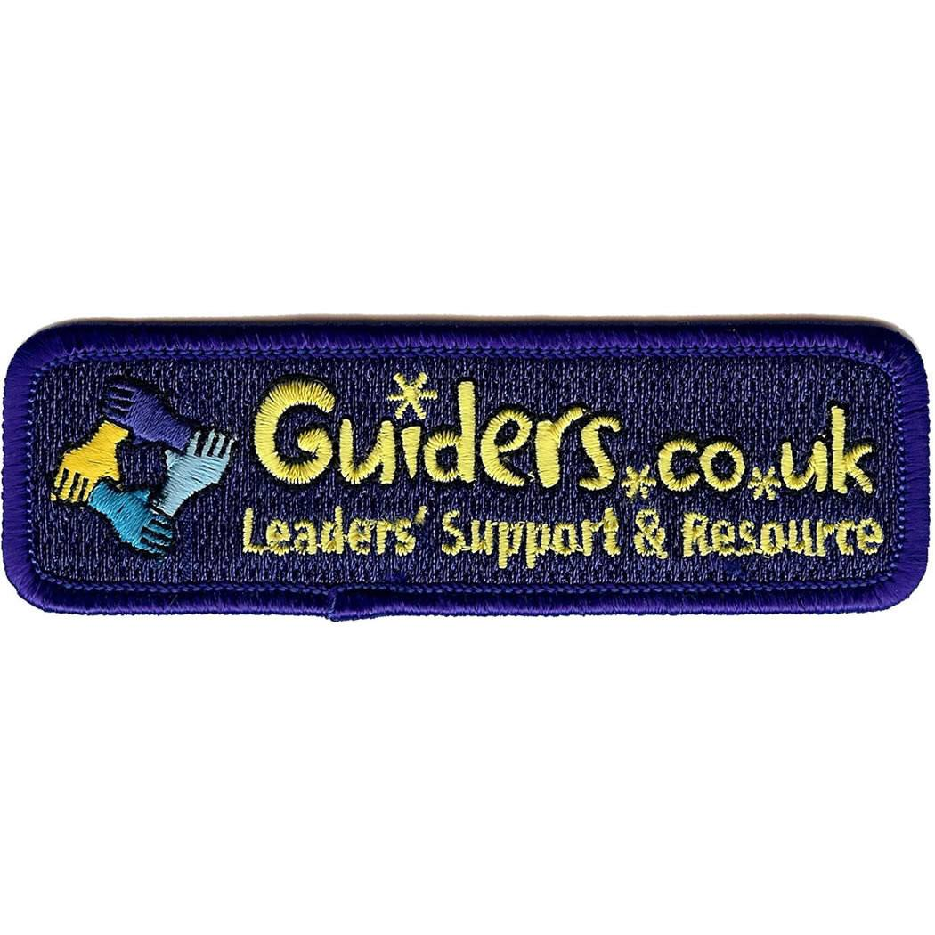 Embroidered - Guiders Forum (Navy)