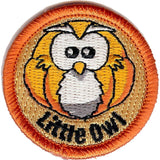 Embroidered - Little Owl