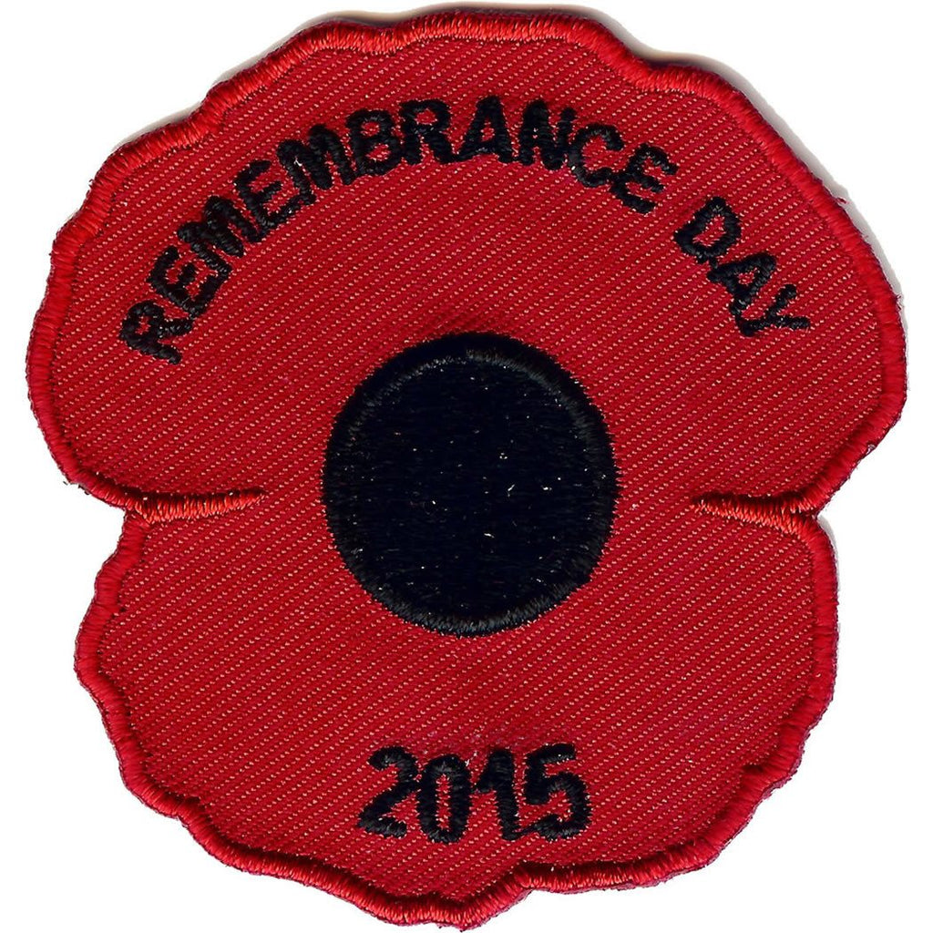 Remembrance Poppy 2015