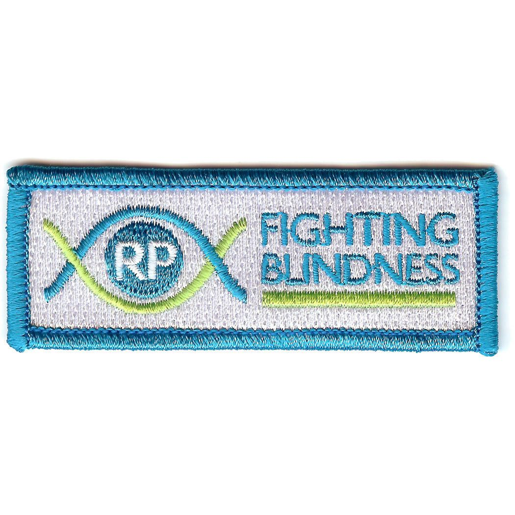 Embroidered - RP Fighting Blindness