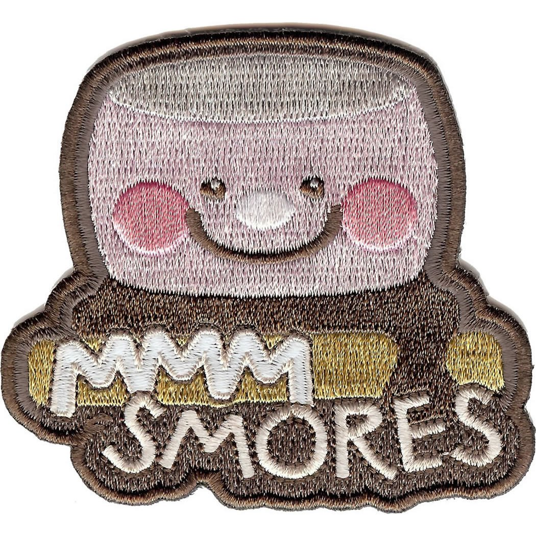 Embroidered - Smores