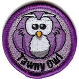 Embroidered - Tawny Owl