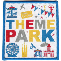 Embroidered - Theme Park