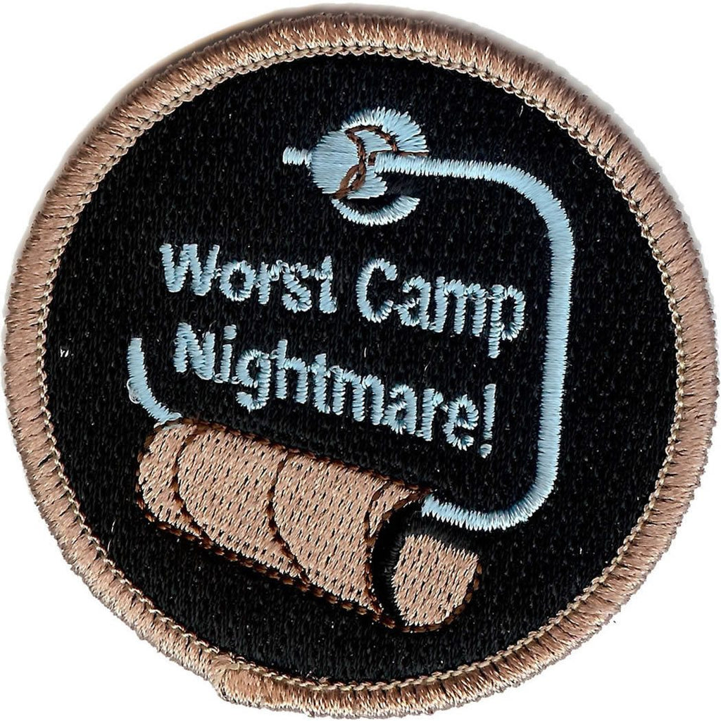 Worst Camp Nightmare