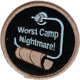 Embroidered - Worst Camp Nightmare