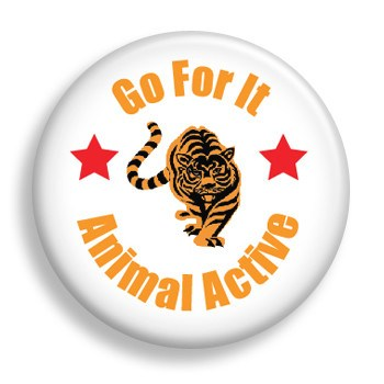 Animal Active (pin)