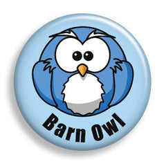 Pin - Barn Owl (pin)