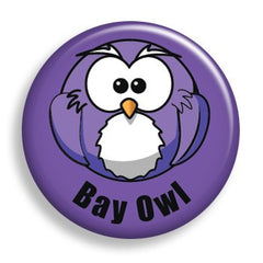 Pin - Bay Owl (pin)
