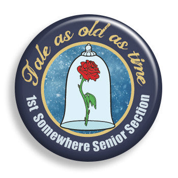 Tale as old as Time (pin)