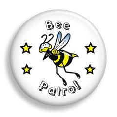 Pin - Bee Patrol (pin)