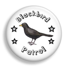 Pin - Blackbird Patrol (pin)