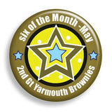Pin - Brownie Of The Month (pin)