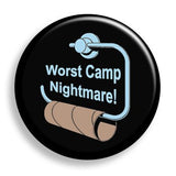 Pin - Camp Nightmare (pin)