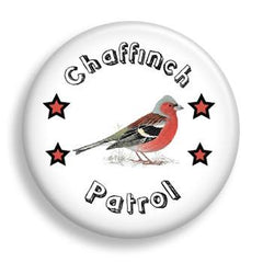 Pin - Chaffinch Patrol (pin)