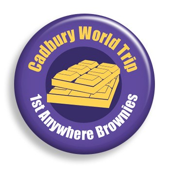 Chocolate Factory (pin)