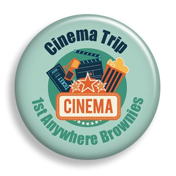 Cinema Trip (pin)