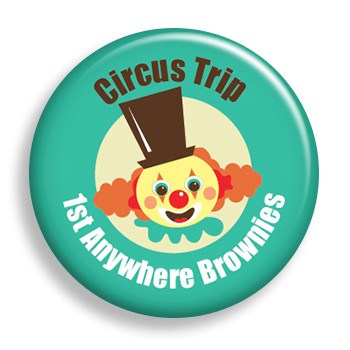 Circus Clown (pin)