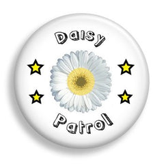 Pin - Daisy Patrol (pin)